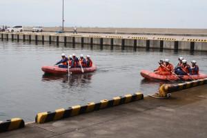 H29救難所員実地訓練2