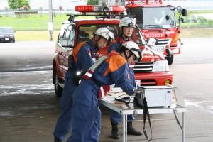 H29救難所員実地訓練8