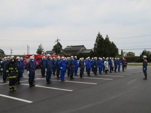 秋季消防訓練4